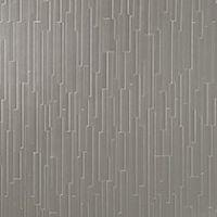 Striations Brushed Stainless