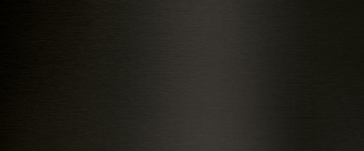 Decorative Metal Satin Brushed Black Aluminum 6296