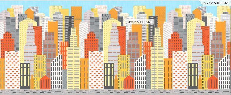Big City Traffic (Landscape) Y0006X Laminate Countertops