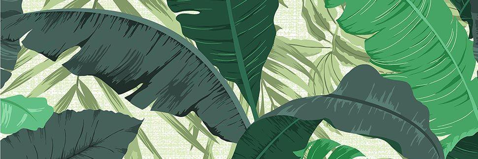 Lush Jungle Y0511 Laminate Countertops