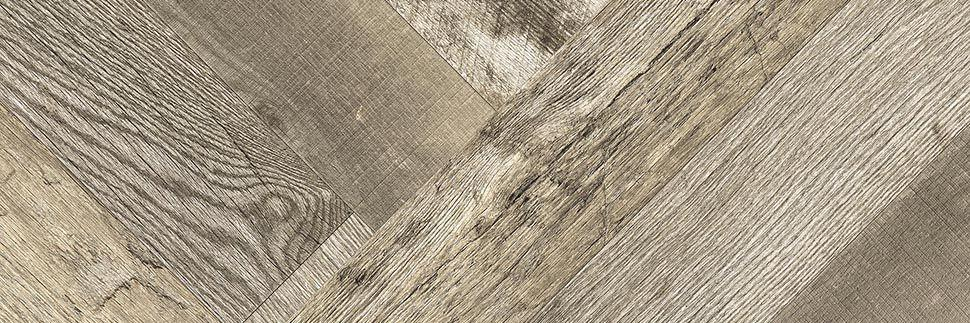 Diagonal Rediscovered Planked Y0584 Laminate Countertops