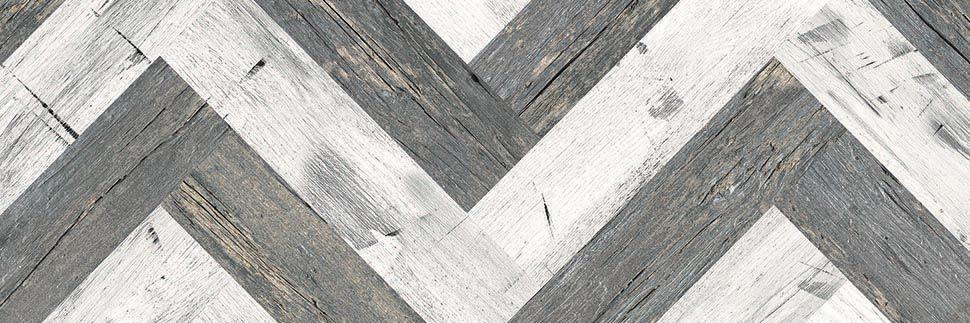 Salvaged Herringbone Y0589 Laminate Countertops