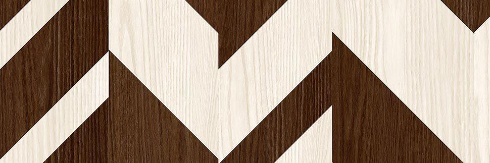 Coffee Modern Chevron Y0594 Laminate Countertops