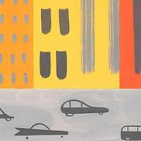 Big City Traffic (Landscape)
