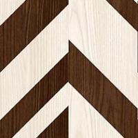 Coffee Modern Chevron