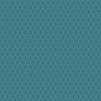 Teal Honeycomb