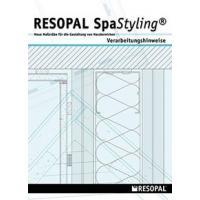 RESOPAL SpaStyling® Verarbeitungshinweise