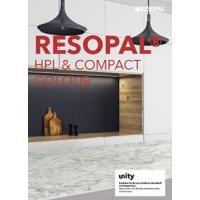 RESOPAL® HPL & Compact Colour (Unity)
