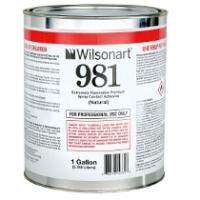 Wilsonart® 981 Reduced Deflection Spray Grade Contact Adhesive