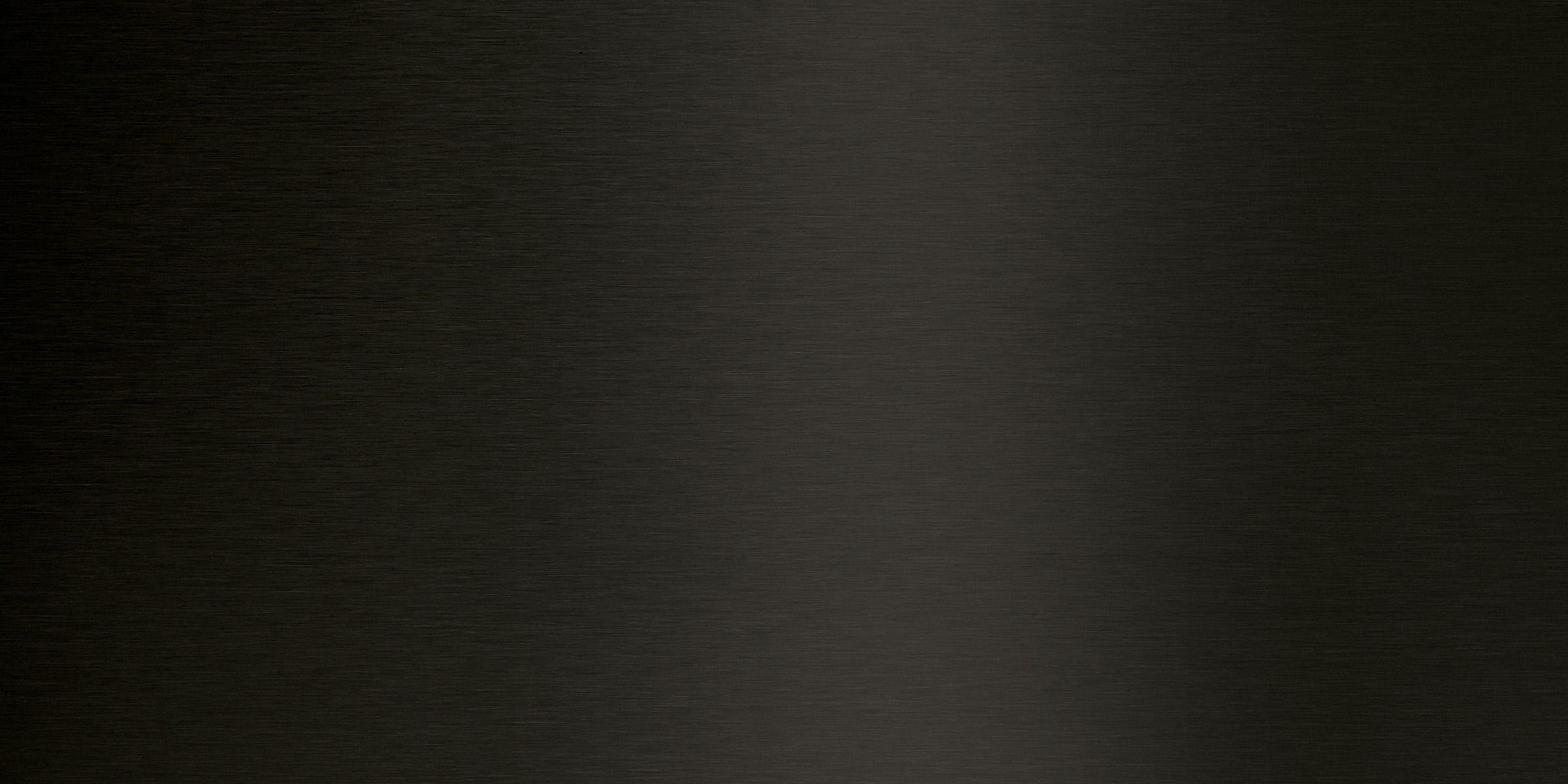 Satin Brushed Black Aluminum 6296 Decorative Metal Countertops