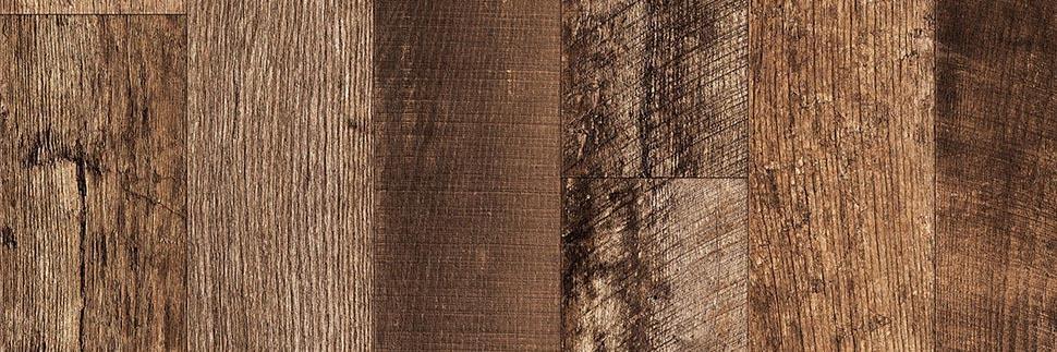 Repurposed Oak Planked Y0364 Laminate Countertops