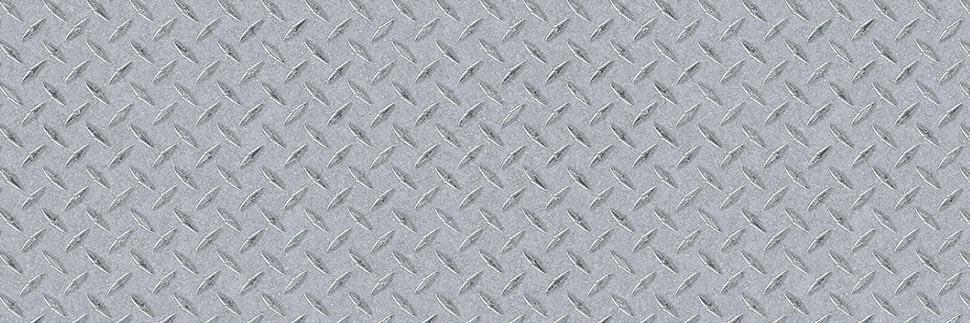 Silver Diamond Plate Y0539 Laminate Countertops