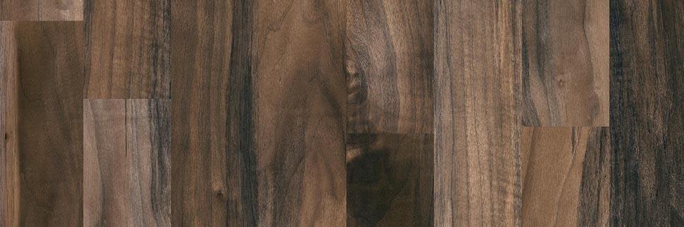 Small Planked CA Walnut Y0566 Laminate Countertops