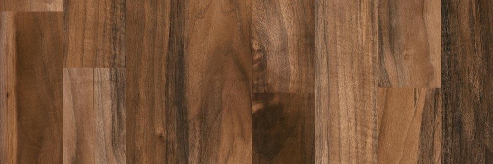 Small Planked TX Walnut Y0567 Laminate Countertops
