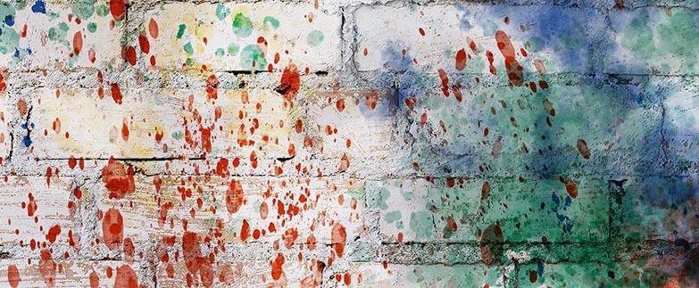 Graffiti Park Y0751 Laminate Countertops
