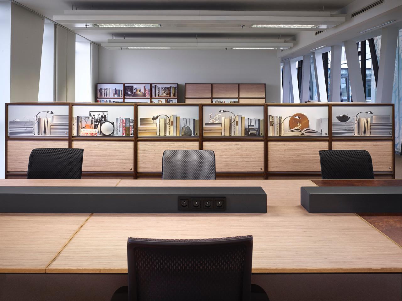 Amazon Court Administrative building – Prague