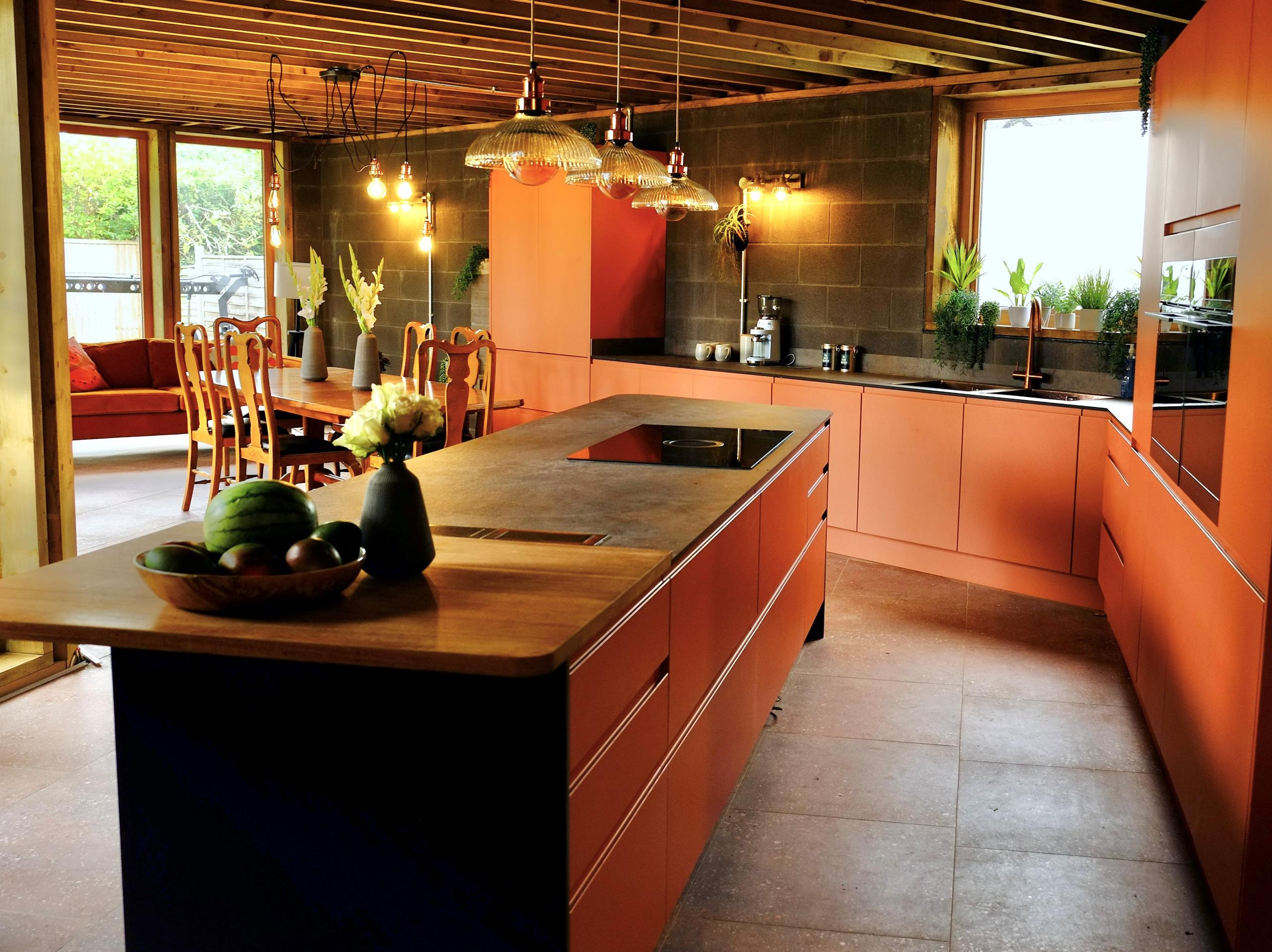 BBC 2 Your Home Made Perfect, featuring Zenith Caldeira