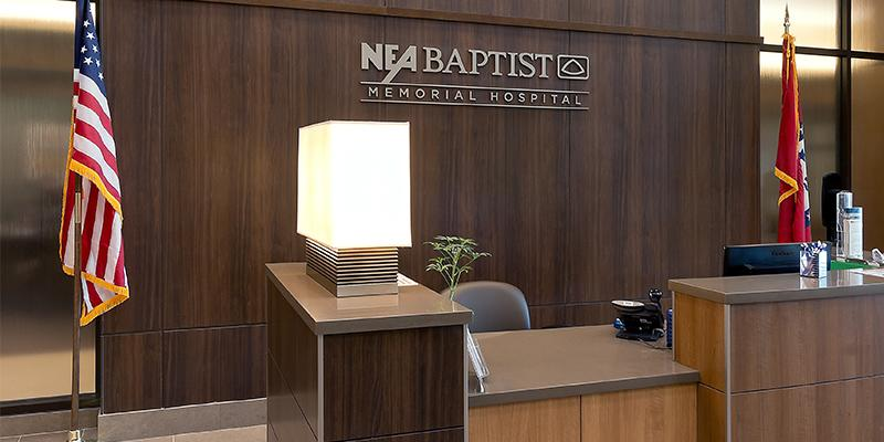 NEA Baptist Medical Campus