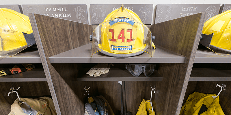 莫法特消防局