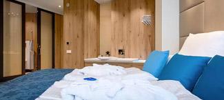 Hotel & Care Musterzimmer