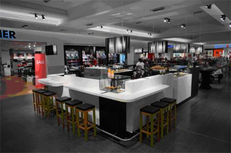 Bar galerie Wagener