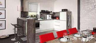 Küche im