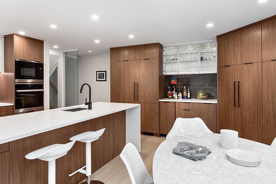Fairview Slope Residence - Kitchen