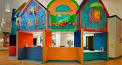 All Children's Specialty Hospital Nurse's Station