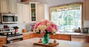 Consumer Kitchen | Autumn Carnival and Reclaimed Oak Laminate