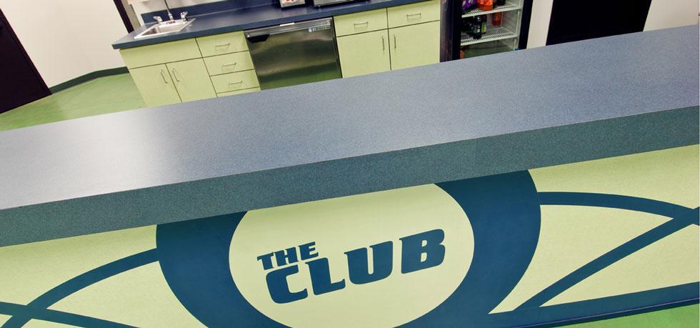 Boys and Girls Club of Kenosha Snack Bar