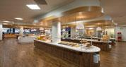 Cafeteria Buffets