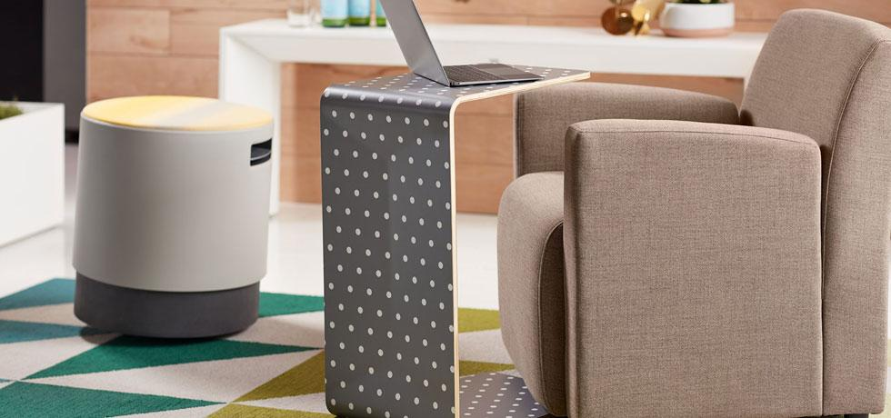 Campfire Personal Table by Turnstone | Battle Spot VDL Laminate