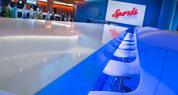Casino Sports Bar Lounge Serene Countertop