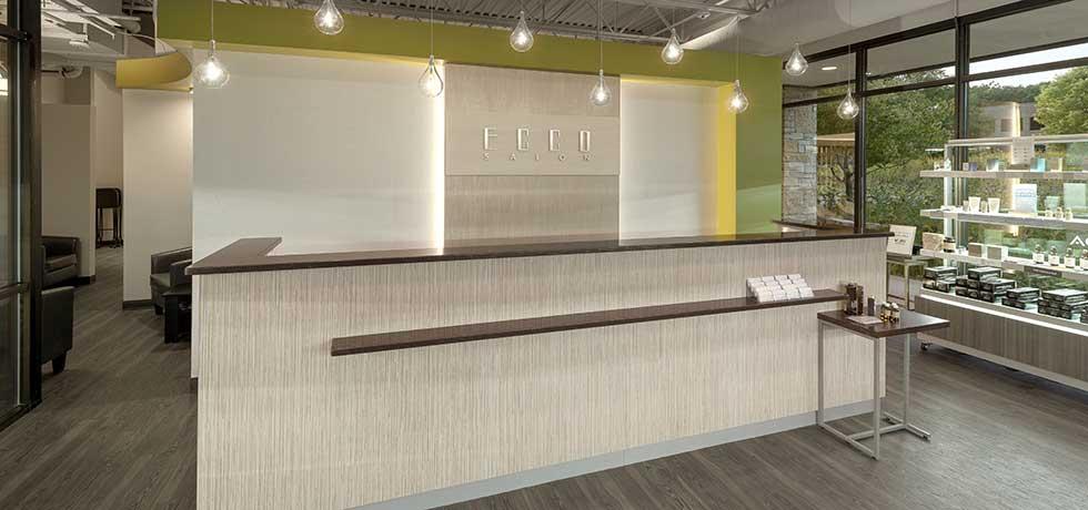 ECCO Salon Fitchburg | Front Desk
