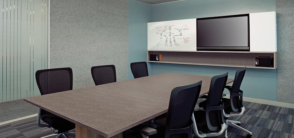Conference Room | Markerboard Laminate