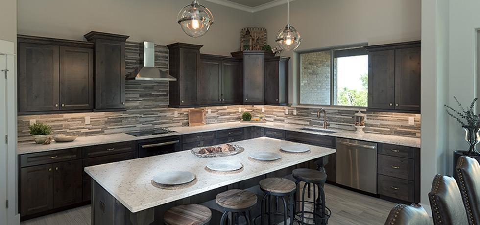 2018 Parade of Homes | Refined Residential Kitchen