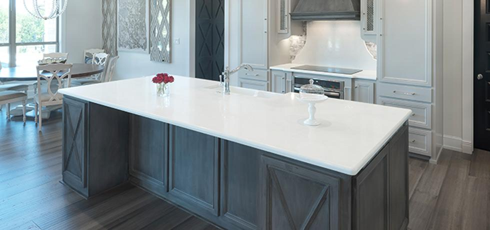 2018 Parade of Homes | Sophisticated French Country Kitchen