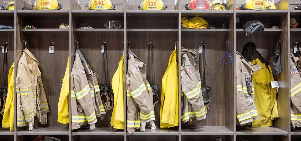 Volunteer Fire Department   Coordinated Surface