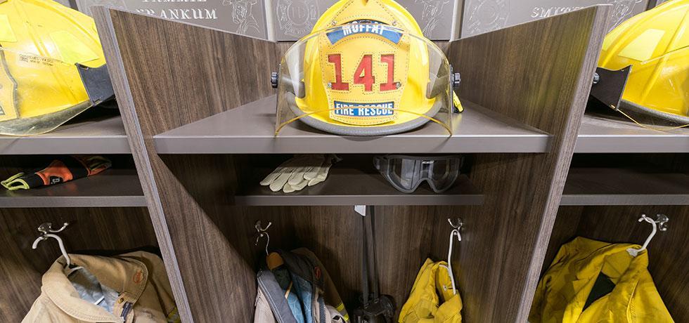 Volunteer Fire Department | TFL & Edgebanding
