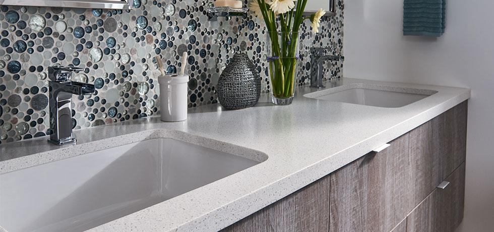 Large, Luxurious Bath | Solid Surface | Morning Ice