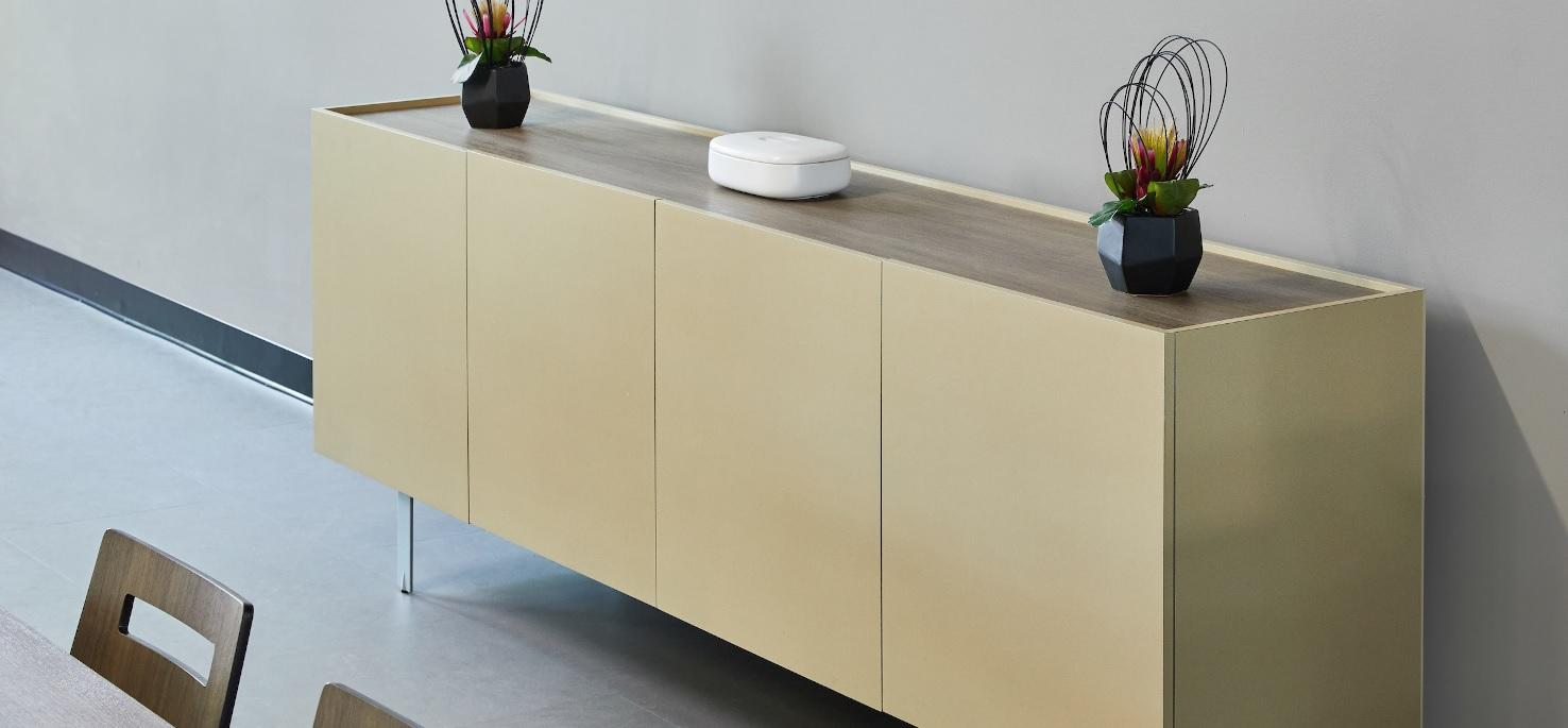 Celestial Stardust - Office credenza