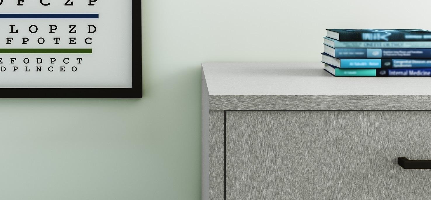 Organic Illusion Office cabinet