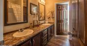 Palm Harbor Home - Winter Carnival Bath Countertop