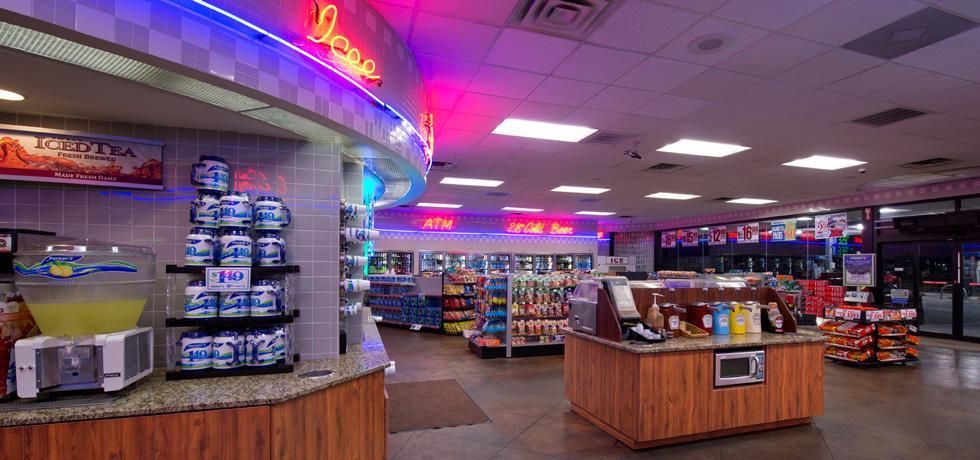 Parkers Convenience Store