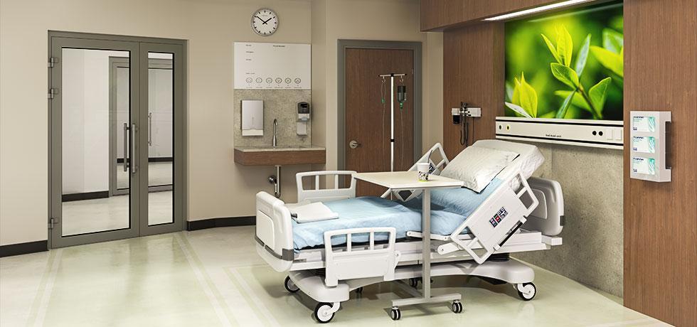 Healthcare | Patient Room