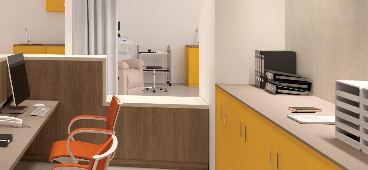 Amaranth Clinic Nurse Desk