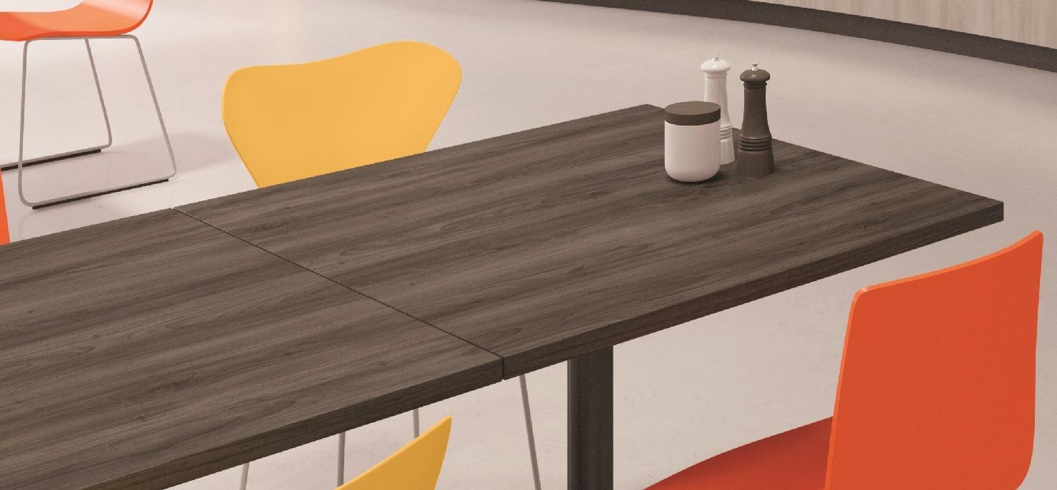 Dusk Ghostwood Coffee shop table
