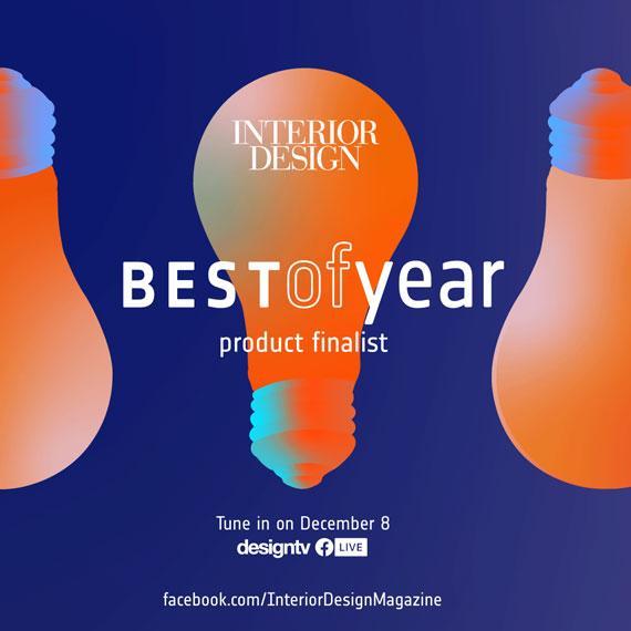 Interior Design 2020 Best of Year Awards Finalist